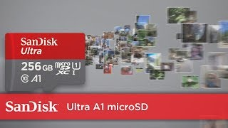 Sandisk ULTRA MicroSD Class 10 64GB 100mbps