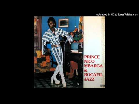 "Prince Nico Mbarga:  ""Happy Birth Day"""