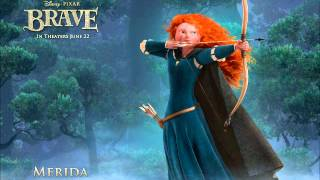 Touch the sky - Ost.Brave (Walt Disney)