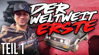 JP Performance - Der weltweit Erste! | VW Golf 2 | Teil 1