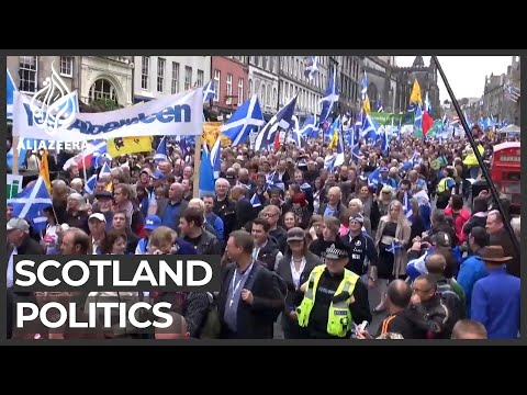 Calls for Scottish independence gain momentum