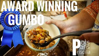 Award Winning Chicken And Sausage Gumbo Recipe