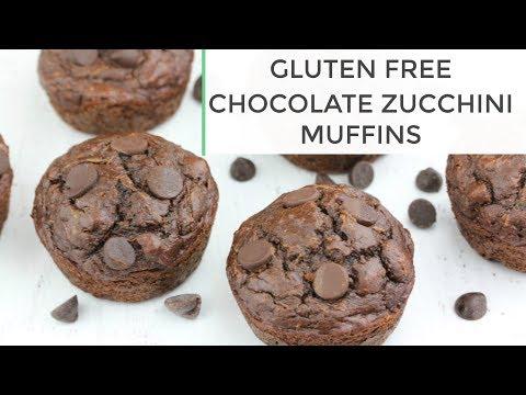 Download Chocolate Chip Zucchini Bread Muffin Recipe Laura