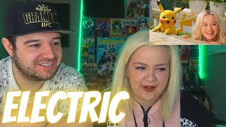 Katy Perry - Electric   COUPLE REACTION VIDEO