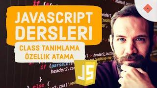 Java Ders 15 class ve özellikleri