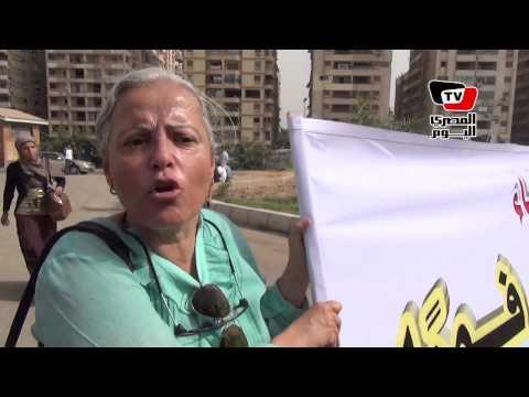 المحتجون ضد قانون الخدمة المدنية بـ«الفسطاط» يشكون من مضايقات الأمن