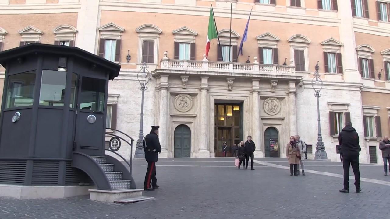 Il nuovo Governo secondo i romani