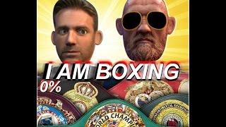 MMA Comedy Animations : I AM BOXING - Conor Mcgregor - Max Kellerman - Joe Rogan - eddi bravo