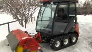 Toro Polar Trac System Winter has met its match