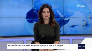 RTK3 Lajmet e orës 10:00 31.05.2020