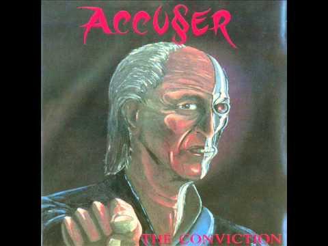 Accuser - Conviction 1987 full album