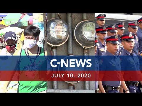 [UNTV]  UNTV: C-NEWS   July 10, 2020