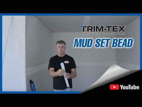 Trim-Tex Mud Set Bead