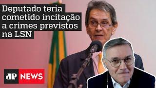 Bernardi: 'Denúncia contra Roberto Jefferson mostra tempos sombrios para a liberdade de expressão'
