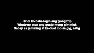 Zia Quizon - Ako Nalang Lyrics