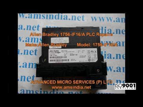 Repair of Allen Bradley 1756 EN2T Controller 65689 | Advanced Micro