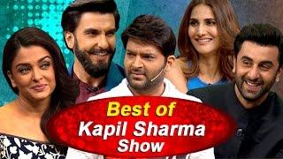 Ranbir Kapoor Aishwarya Rai Bachchan & Kapil Sharma  Best Of 2016  Best Indian Comedy  Set India