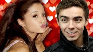 Ariana Grande & Nathan Sykes of The Wanted DATING!