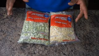 Delicious Lima Beans Recipe | Side Dish | Ray Macks Kitchen And Grill