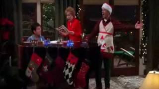 Alan Harper singing Jingle Bell Rock