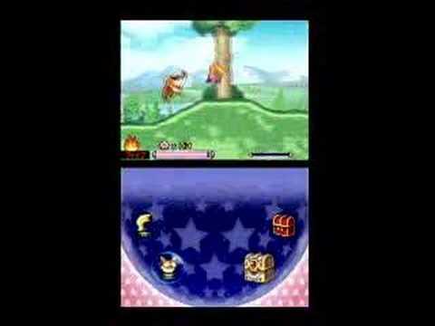 Видео № 0 из игры Kirby: Mouse Attack (Squeak Squad) (US) (Б/У) [DS]