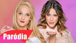 Violetta - Si es Por Amor (Paródia/Redublagem)