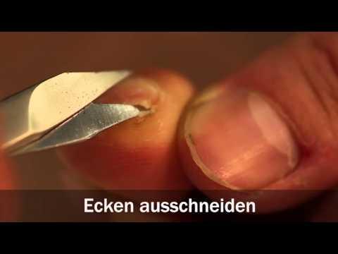 So schneiden Sie sich Ihre Fußnägel richtig