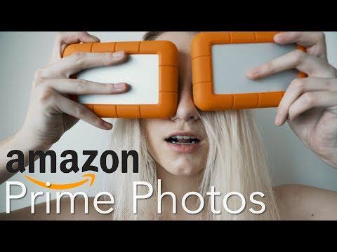 Amazon Prime Photos - Unbegrenzter Online Speicher kostenlos