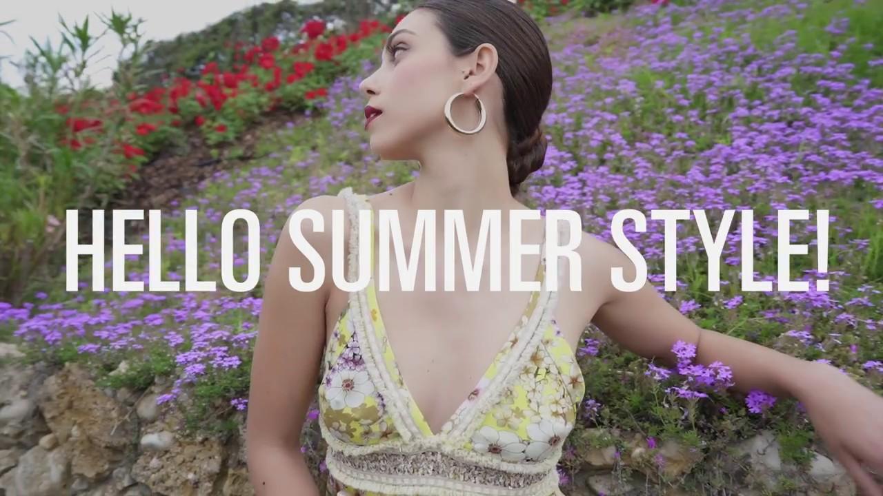 D'Ambrosio - Hello summer style!