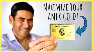 Maximize Your Amex Gold Card | Top Things to Do Once You Get Your American Express Card