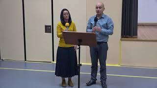 23 noiembrie 2019 – Conferința anuală a Uniunii Bisericilor Penticostale Române din Germania – Doamne, ia Tu chip în mine