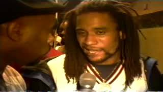 Uncle Jessie of Underground Ruff House  Footage w  Brand Nubian #89