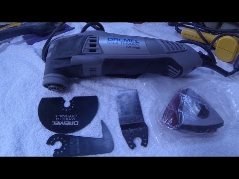 Dremel MM45 Multi-Max Review