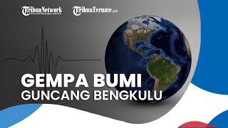 Gempa Bumi Guncang Bengkulu Selasa Pagi, Berkekuatan 5,1 M dan Berpusat di Barat Laut Enggano