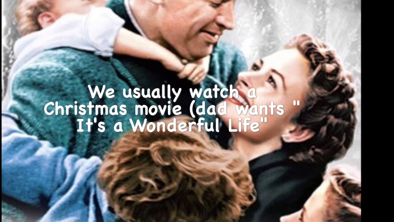 Favorite Holiday Tradition Of The Warren Family…