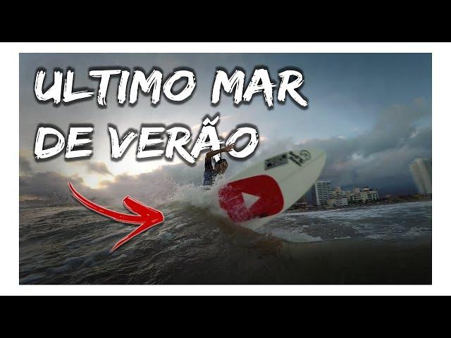 ÚLTIMO MAR DE VERÃO | VLOG #50 | Surf Dicas