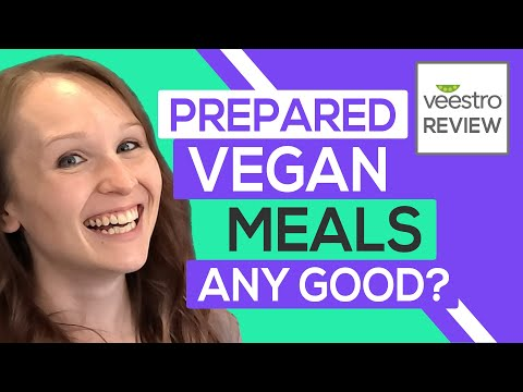 🌱 Veestro Review 2020: Unboxing & Meals (Taste Test)