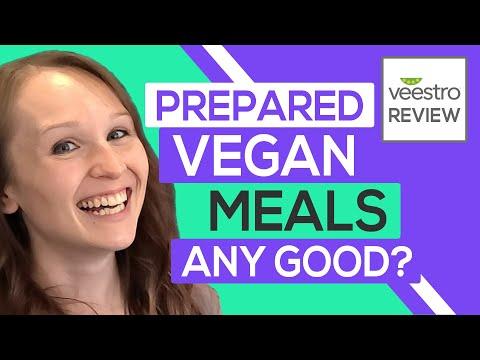 🌱 Veestro Review 2020: Unboxing & Meals (Taste Test)