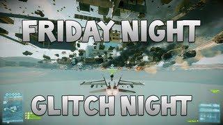 Battlefield 3 Friday Night Glitch Night Part 1