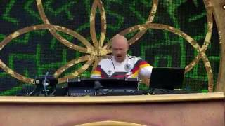 Paul Kalkbrenner   Cloud Rider (Tomorrowland 2016)