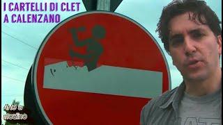 preview picture of video 'I cartelli di CLET a Calenzano - Arte a modino'