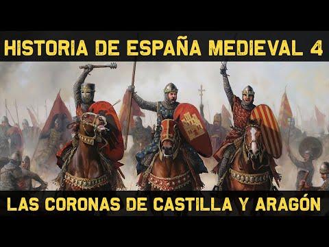 ESPAÑA MEDIEVAL 4: Las Coronas de Castilla y Aragón vs. Almorávides y Almohades (Historia)