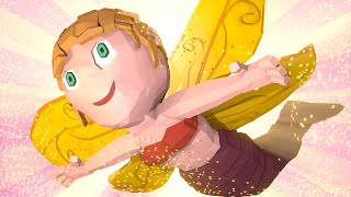 Minecraft | TURNING INTO A FAIRY MOD Showcase! (Minecraft Fairy Mod)