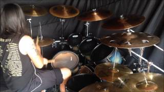 Silent Wars - Arch Enemy (drum cover)