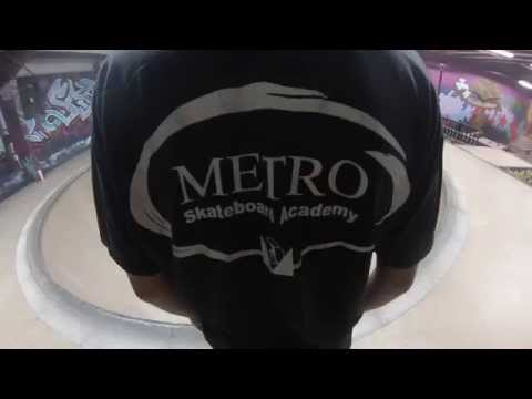 A day a Metro Skatepark