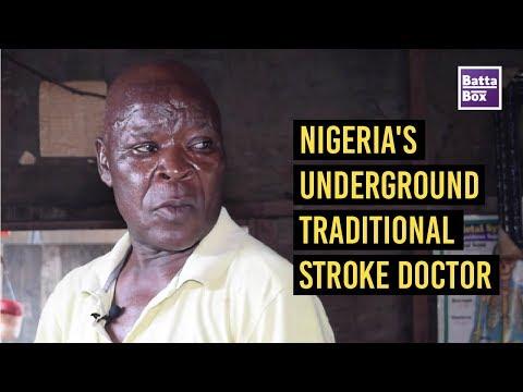 Shocking!!! Meet Nigeria's Underground Traditional Stroke Doctor
