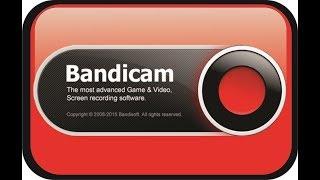 Bandicam  не записывает игру. 2017 год