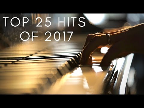Top 25 Hits of 2017 (5 Minute Piano Medley) - YoungMin You