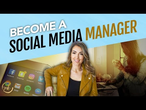 How to Become a Social Media Manager with No Experience (Entrepreneur Tips)