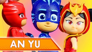 PJ Masks Creations 💜 AN YU Special ❤️ Play with PJ Masks